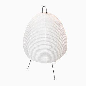 Lampe de Bureau Japanese Akari 1A Vintage par Isamu Noguchi pour Ozeki & Co.