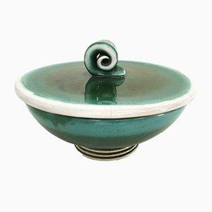 Cuenco de cerámica de Sala, años 40