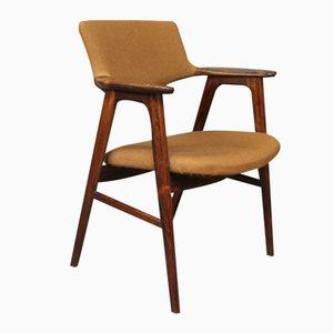 Armlehnstuhl von Erik Kirkegaard für Høng Stolefabrik, 1960er
