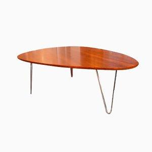 Tavolino da caffè a forma di tavola da surf vintage di Isamu Noguchi per Herman Miller