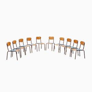 Chaises de Salon Bones par Markus Friedrich Staab, Set de 6