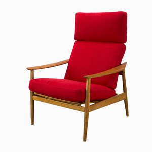 FD-164 Easy Chair by Arne Vodder for Cado, 1960s