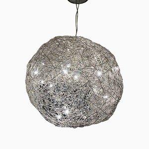 Fil de Fer Ceiling Light by Enzo Cattelani for Cattelani & Smith, 2002