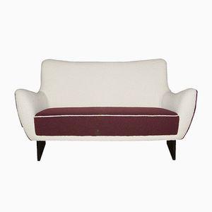 Italienisches Vintage Sofa von Guglielmo Veronesi, 1960er