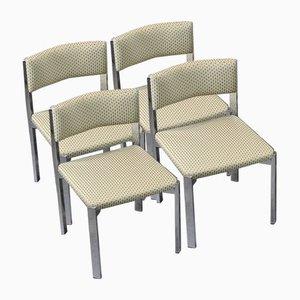 Italienische Esszimmerstühle von Sigmachair, 1970er, 4er Set