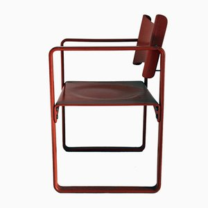 Modell 270F Armlehnstuhl von Verner Panton für A. Sommer, 1960er