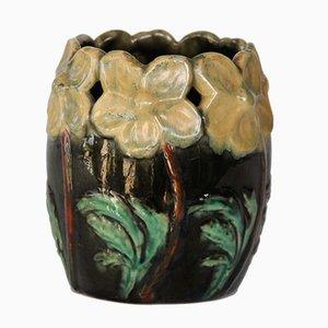 Dänische Vintage Vase von Michael Andersen & Son
