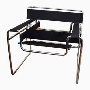 Wassily Armlehnstuhl von Marcel Breuer für Knoll