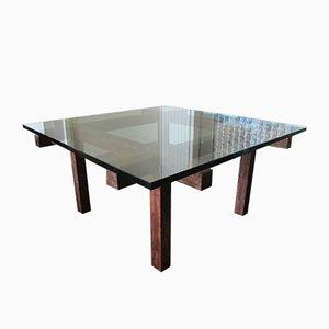 Tavolino da caffè Mid-Century di Alfred Hendrickx per Belform