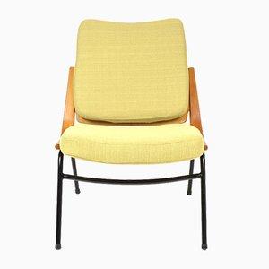 Tschechischer Stuhl von TON, 1960er