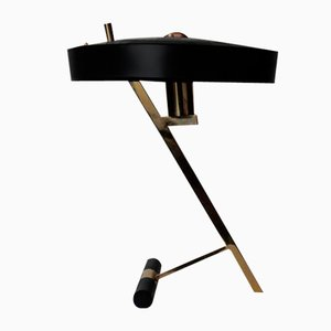 Table ou Lampe de Table Mid-Century par Louis Kalff pour Philips