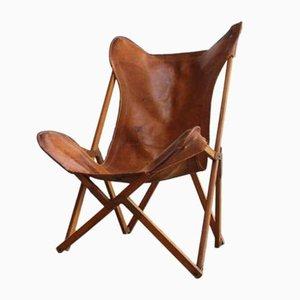 Antiker Tripolina Stuhl von Joseph Fenby für Paolo Viganò