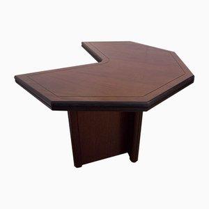 Vintage Schreibtisch in Freier Form