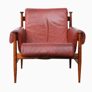 Vintage Model Amiral Easy Chair by Eric Merton for Ire Mobler