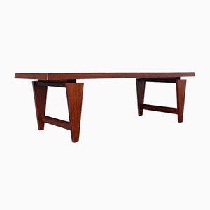 Tavolino da caffè di Louis van Teeffelen per Wébé, anni '60