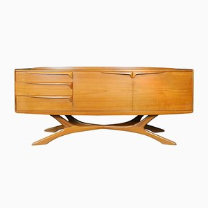 Organic Scottish Credenza from Beithcraft, 1960s