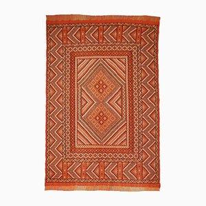 Vintage Kilim Berber Rug, 1970s