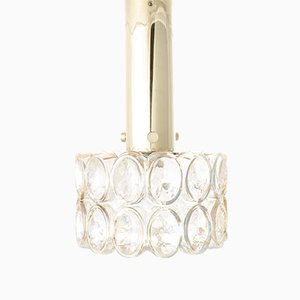 Bubble Glass Ceiling Light by Helena Tynell & Heinrich Gantenbrink for Limburg, 1960s
