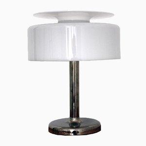 Lámpara de mesa grande de J.T. Kalmar para Kalmar, años 60