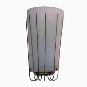 Lámpara de pared de J.T. Kalmar para Kalmar, años 50