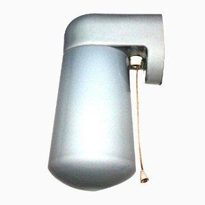 Lampada da parete Bauhaus vintage di Wilhelm Wagenfeld per Lindner