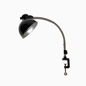 Lámparas de pinza Bauhaus vintage de Christian Dell para Koranda. Juego de 2