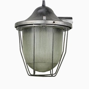 Model C-200 Industrial Lamp from Polam Gdańsk, 1960s