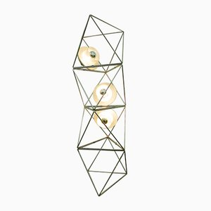 Lampada da tavolo vintage modulare di Francesco Ragazzo per Guzzini