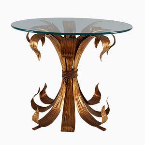 Table d'Appoint Style Régence Hollywood, France, 1950s