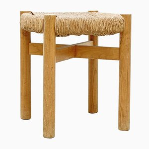 Vintage Stool by Charlotte Perriand for Meribel