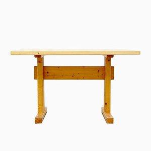 Mid-Century Les Arcs Tisch von Charlotte Perriand