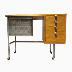Typewriter Desk by George Nelson for Herman Miller, 1950s