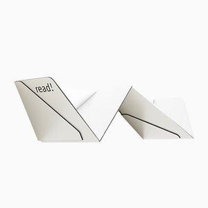 Mensola Transitory Bookshelf di Robert Stadler