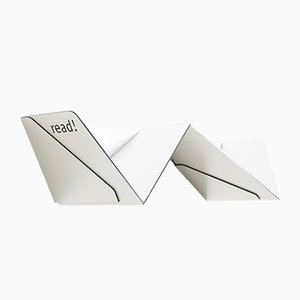 Transitory Bookshelf par Robert Stadler
