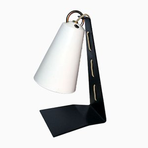 Lámpara de mesa de J.T. Kalmar para Kalmar, 1950