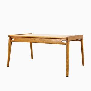 Table Basse Mid-Century en Chêne, 1950s