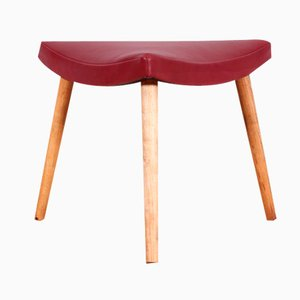Mid-Century Danish Stool