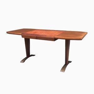 Italian Bureau Desk by Osvaldi Borsani for Atelier Borsani Varedo, 1950s