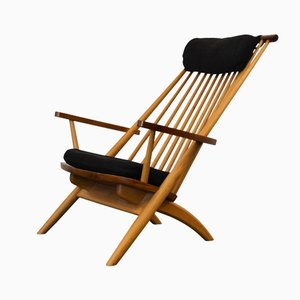 Vintage Relax Lounge Chair by Tateishi Shoiji