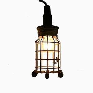 Lampe Industrielle par Ernst Rademacher