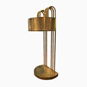 Nickel-Plated Desk Lamp by Marcel Breuer, 1920s