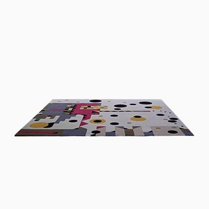 Cosmic Rasta Rug by Kostas Neofitidis for KOTA Collections