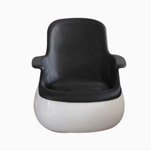 Vintage Culbuto Armlehnstuhl von Marc Held für Knoll