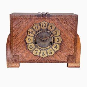 Orologio da camino Art Déco, anni '30