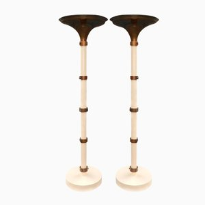 Floor Lamps from Maison Roméo, 1970s, Set of 2