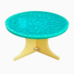 French Resin Table, 1970s