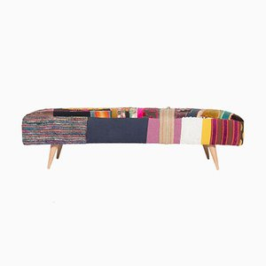 Mini Fattouch Children's Bench by Bokja