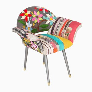 Desert Rose Children's Chair by Bokja