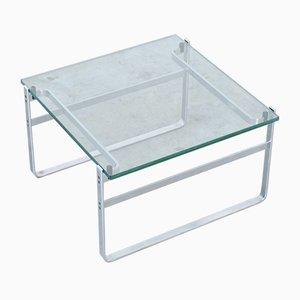 Mesa de centro 700 de vidrio de Preben Fabricius