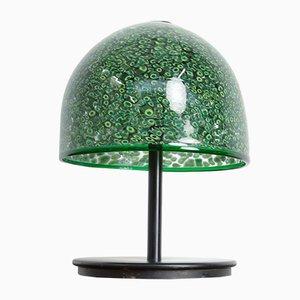 Murano Glas Tischlampe von Gae Aulenti für Vistosi, 1970er